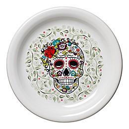 Fiesta® Halloween Sugar Skull Appetizer Plate