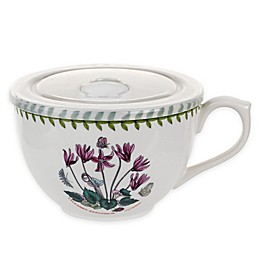Portmeirion 20 oz. Jumbo Mulitcolor Cup with Removable Lid
