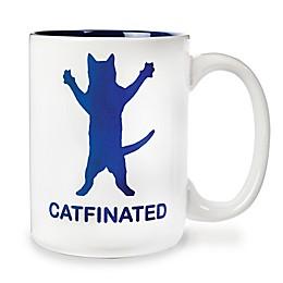 Catfinated 16 oz. Mug