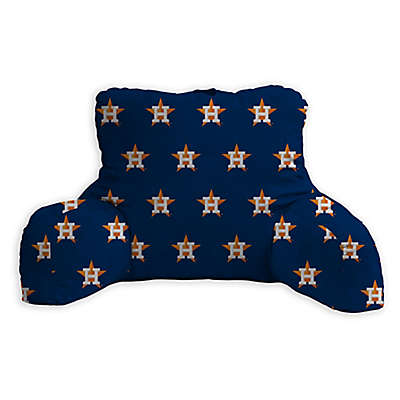 MLB Houston Astros Backrest Pillow