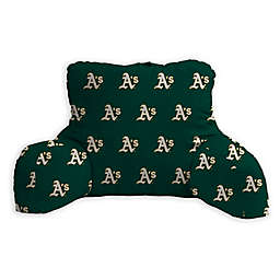 MLB Oakland A's Backrest Pillow