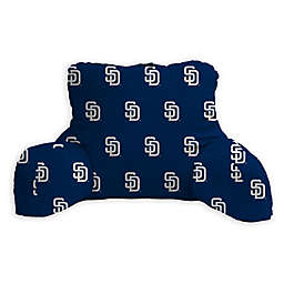 MLB San Diego Padres Backrest Pillow