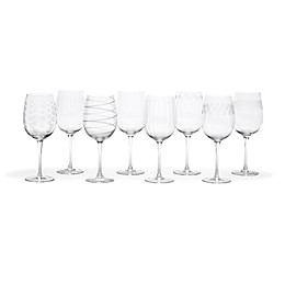 Mikasa® Cheers 15.75 oz. White Wine Glasses (Set of 8)