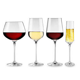 Wine Enthusiast Fusion Infinity Wine Glass Collection