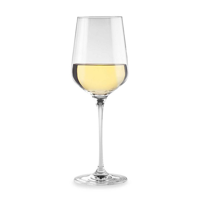 Alternate image 1 for Wine Enthusiast Fusion Infinity White Wine Glasses (Set of 4)