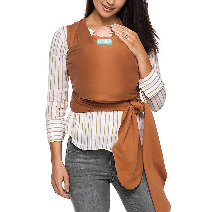 Alternate image 1 for Moby® Wrap Evolution Baby Carrier
