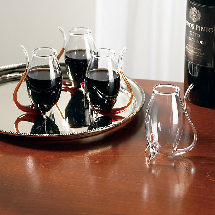 Alternate image 1 for Wine Enthusiast Port Sippers (Set of 4)