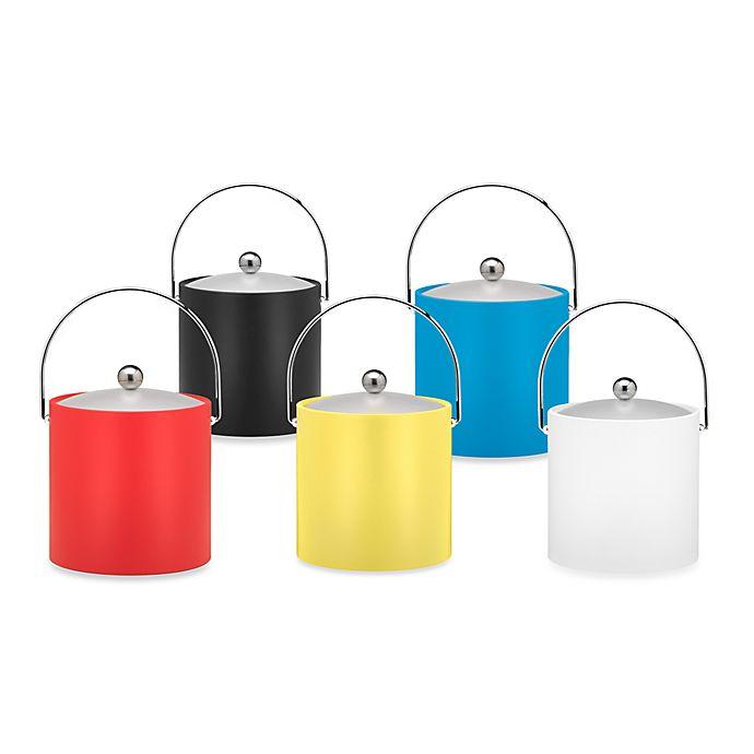 Alternate image 1 for Kraftware™ Bartender's Choice 3-Quart Ice Bucket
