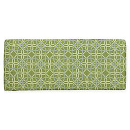Commonwealth Home Fashions Keene Outdoor Bench Seat Cushion
