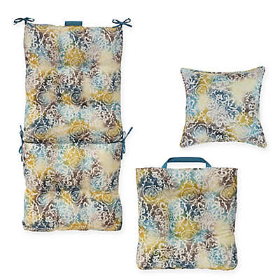 Commonwealth Home Fashions Mosaic Furniture Cushion Collection