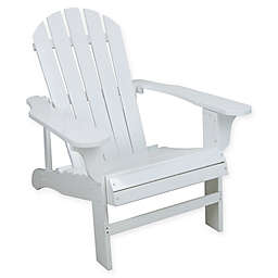 Leigh Country Adirondack Chair in White