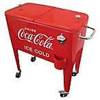 Leigh Country 60-Quart Coca-Cola® Cooler in Red