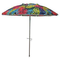 7-Foot Stripe Beach Umbrella