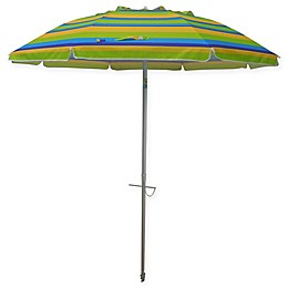 7-Foot Stripe Beach Umbrella
