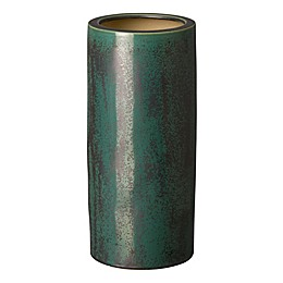 Emissary Round Umbrella Stand in Graphite Green