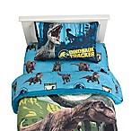 Jurassic World 2 Blue Fusion 3-Piece Twin Sheet Set