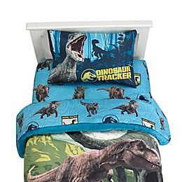 Jurassic World 2 Blue Fusion Sheet Set