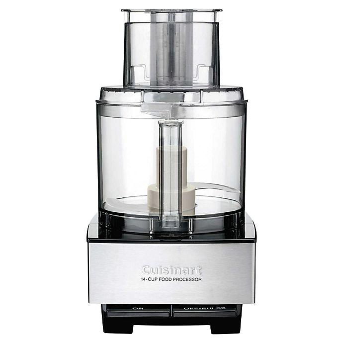 Alternate image 1 for Cuisinart® 14-Cup Custom Food Processor