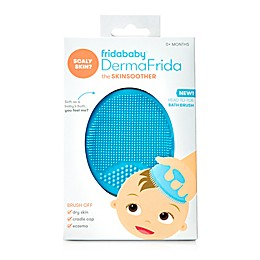 FridaBaby® DermaFrida the SkinSoother Silicone Bath Brush