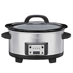Cuisinart® 6.5-Quart Programmable Slow Cooker