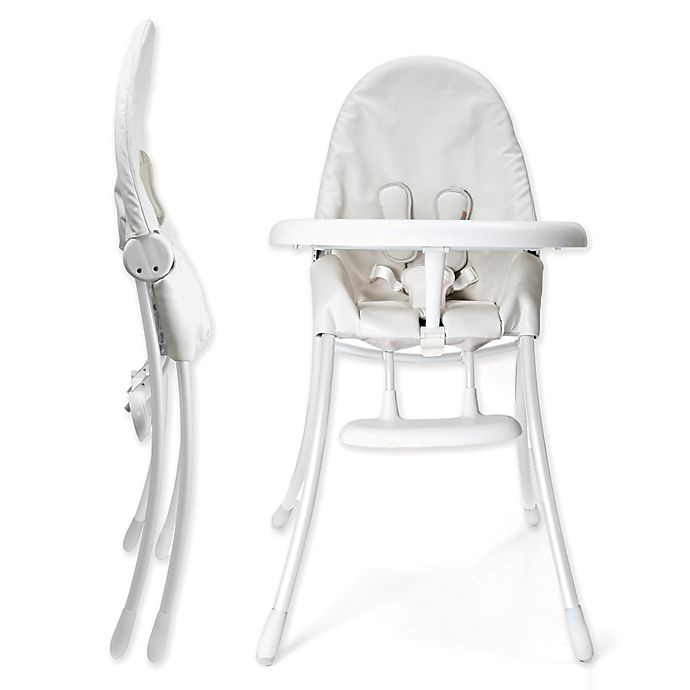 Alternate image 1 for bloom® nano™ Urban High Chair in Coconut White