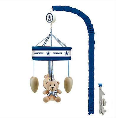 NFL Dallas Cowboys Baby Musical Mobile