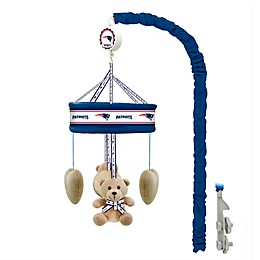 NFL New England Patriots Baby Musical Mobile