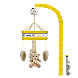 NFL Pittsburgh Steelers Baby Musical Mobile