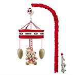 NFL San Francisco 49ers Baby Musical Mobile
