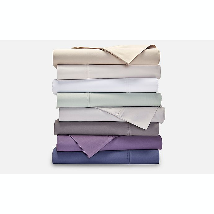 61907676 Heartland® HomeGrown™ 400-Thread-Count Solid Sateen Sheet Set | Bed ...