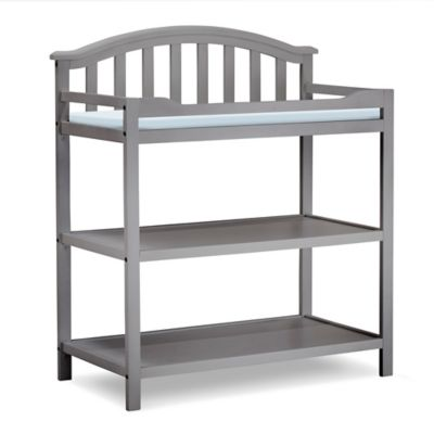 Sorelle Berkley Changing Table In Grey Buybuy Baby