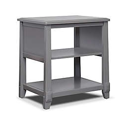 Sorelle Berkley Nightstand in Grey