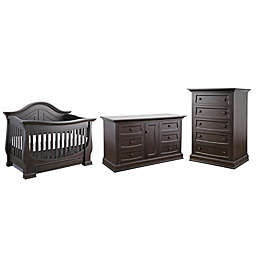Dorchester Nursery Furniture Collection in Slate