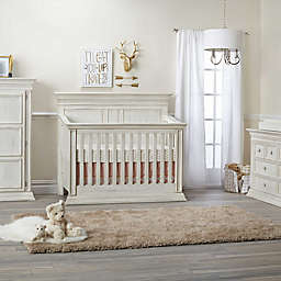 Baby Cache Vienna 4-in-1 Convertible Crib in Antique White