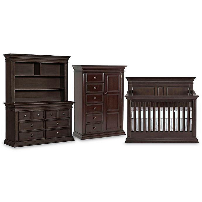 Alternate image 1 for Baby Cache Vienna Nursery Furniture Collection in Espresso