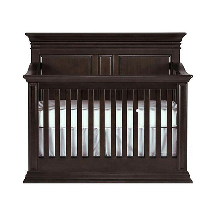 Alternate image 1 for Baby Cache Vienna 4-in-1 Convertible Crib in Espresso