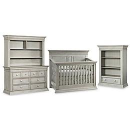 Baby Cache Vienna Nursery Furniture Collection in Ash Grey