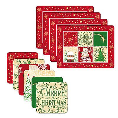 Pimpernel Christmas Blessing Placemat Collection