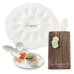 Mud Pie® Bunny Serveware Collection