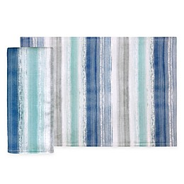 Colordrift Painted Stripe Table Linen Collection