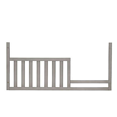 Baby Cache Vienna Toddler Guard Rail in Ash Grey