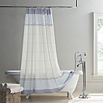 UGG® Sadie 72-Inch Shower Curtain in Moonbeam
