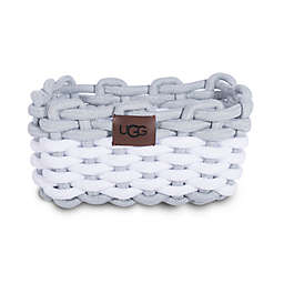 UGG® Napa Cotton Rope Storage Bin in Agave