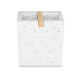 UGG® Napa Stone & Wood Toothbrush Holder