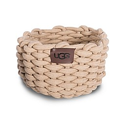 UGG® Layla Storage Bin in Natural