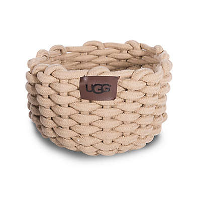 UGG® Layla Storage Bin in Natural