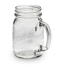 Ball® 16 Oz. Clear Glass Mason Mug (Set of 4)