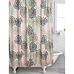 Famous Home® Charlotte Shower Curtain in Pink