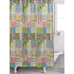 Kaluwa Patchwork Shower Curtain