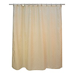 Famous Home® 2-Piece Furla Shower Curtain and Liner Set in Cream